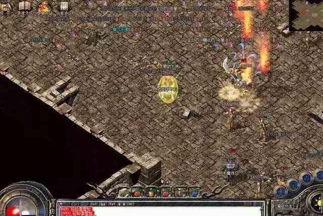 神途官网中法师在PK的时候一些玩法
