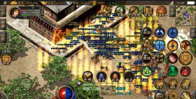 玛法神途怎么玩中野史之地图篇•沙巴克影之道(下) 神途怎么玩 第13张