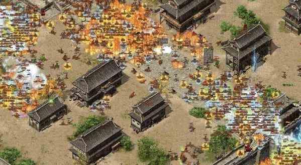 1.76四区•神途任务的群雄混战玛法,横扫封魔祖玛 神途任务 第1张