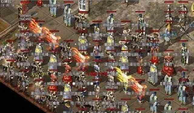 飞扬神途的战士各阶段需要不同的队友 飞扬神途 第1张